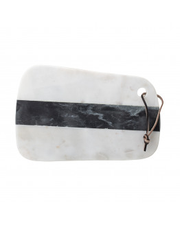 Cutting Board White Marble 31x20cm
