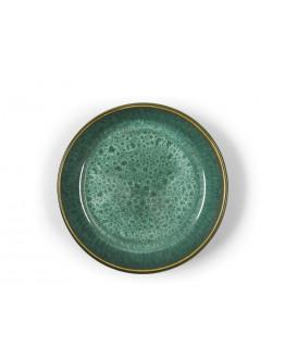 Bowl D18cm green/green