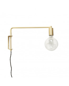 Wallamp LED Gold