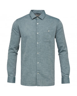 Structured shirt - GOTS/Vegan