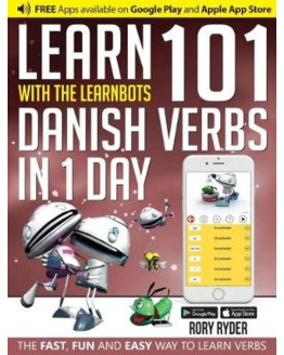 Learnbots Learn 101 Danish Verbs in 1 Day with the Learnbots