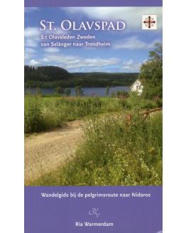St. Olavspad: St. Olavsleden, Zweden, van Selanger naar Trondheim