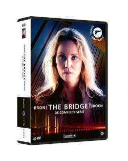 The Bridge Complete serie seizoen 1-4