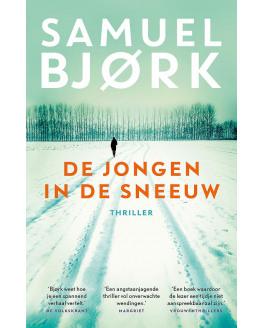 De jongen in de sneeuw - Een Holger Munch thriller