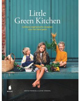 Little Green Kitchen - Lekkere vegetarische recepten voor het hele gezin