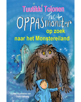 Het Oppasmonster op zoek naar het Monstereiland