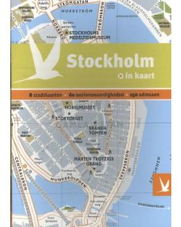 Stockholm in kaart DOM
