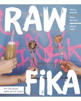 Raw fika: fritt fran gluten, mjölk och vitt socker