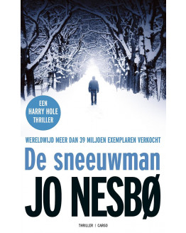 De sneeuwman - Een Harry Hole thriller