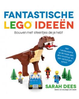 Fantastische Lego Ideeën - Bouwen met steentjes die je hebt