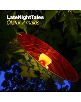 Olafur Arnalds- Late Night Tales  LP