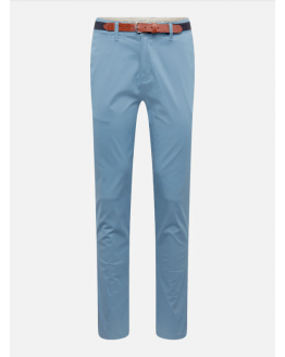 SLHSLIM-YARD BLUE SHADOW PANTS W NOOS