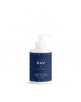 HAV 300ml Hand & Body Lotion