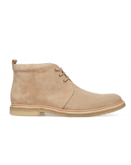 Cast Crepe Chukka Suede