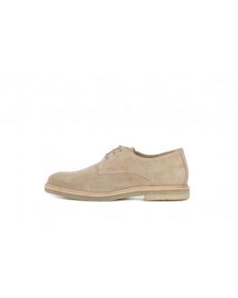 Cast Crepe Suede Derby Shoe