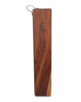 Board L Tapas 12x60cm Sheesham