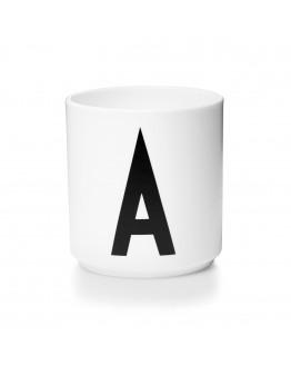 PORCELAIN CUP AJ