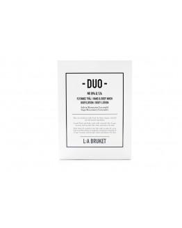 Duokit Liquid Soap/Hand Cream 200ml Sage/Rosemary/Lavender