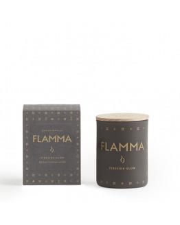 FLAMMA (Roaring Fire) 55g Mini Scented Candle w/lid