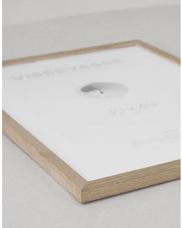 Frame Solid Oak 50x70cm