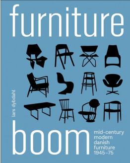 Furniture Boom. Mid-Century modern danish furniture.