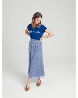 Clover long skirt HS18