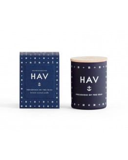 HAV MINI SCENTED CANDLE WITH LID (Sea)
