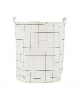 Laundry bag Squares Dia.: 40 cm