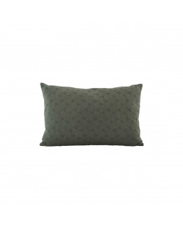 Pillowcase Mih Army green 40x60 cm