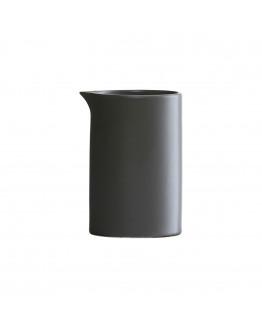 Milk jar Black