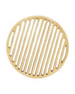 Coaster Liv  Brass plated