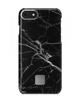 Iphone 8/7 case - Black Marble