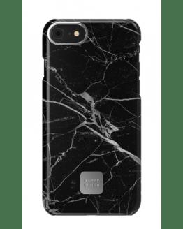 Iphone 8/7 case - Black Marble
