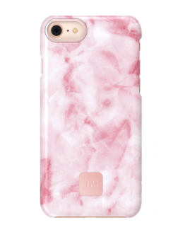 Iphone 8/7 case - Pink Marble