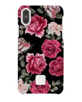 Iphone X Case - Vintage Roses