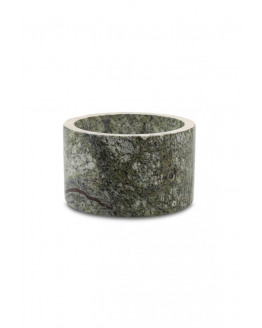Bowl Marble Forest Green 7,5x4,5cm