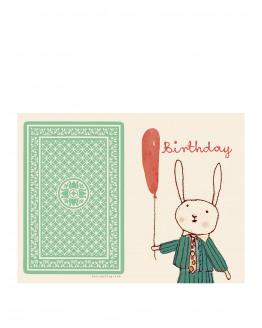Happy Birthday Boy Single Card