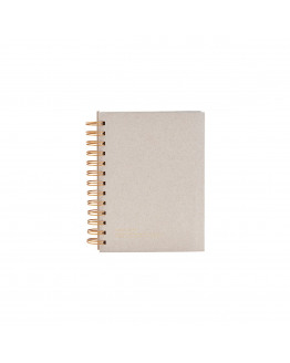 Notebook Tab Grey 180 pages