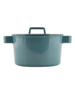 Pot w/lid 3,2l Green