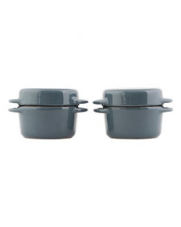 Mini Casseroles set of 2 pcs.