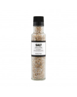 Salt & Pepper Garlic & Thyme 300 gr.