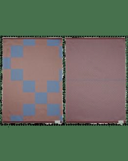 Notabene Tea Towel 50x70cm 2-pack