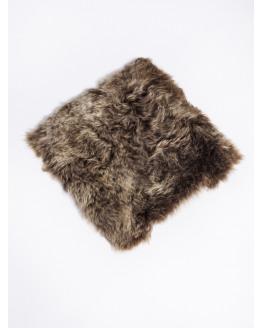 Chairpads shorthair 40x40 cm