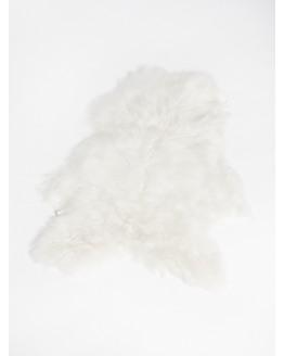 Sheepskin longhair 105x60 cm