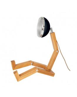MEGA MR. WATTSON G9 LED LAMP FASHION BLACK