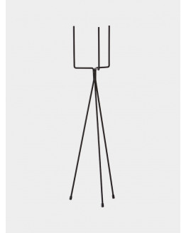Plant Stand HIGH - Black