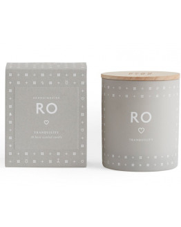 RO scented candle Tranquility