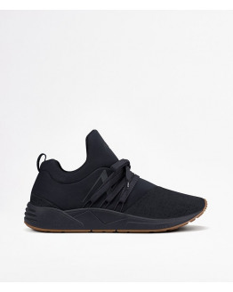 Raven Nubuck S-E15 Midnight Gum - Men