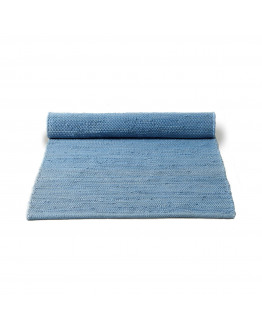 Cotton rug Eternity Blue 60x90cm