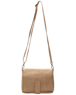 SFNori Suede Cross Over bag